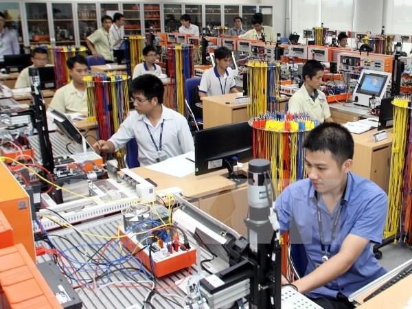 Aumenta un 7,84 por ciento actividad industrial en Ciudad Ho Chi Minh hinh anh 1