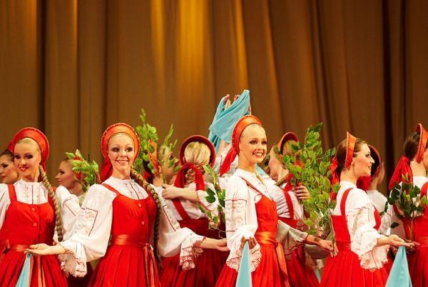Dias de Rusia deleitara al publico vietnamita con variado programa artistico hinh anh 1