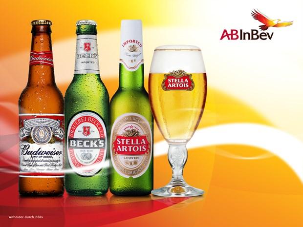 Mayor fabricante mundial de cerveza Anheuser-Busch Inbev aumenta inversiones en Vietnam hinh anh 1
