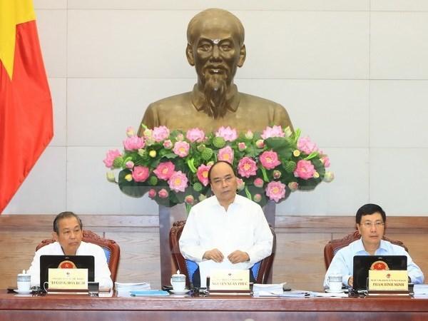 Primer ministro de Vietnam pide priorizar creditos a areas prioritarias hinh anh 1
