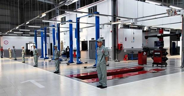 Toyota respalda a Vietnam en formacion tecnica para la industria automovilistica hinh anh 1