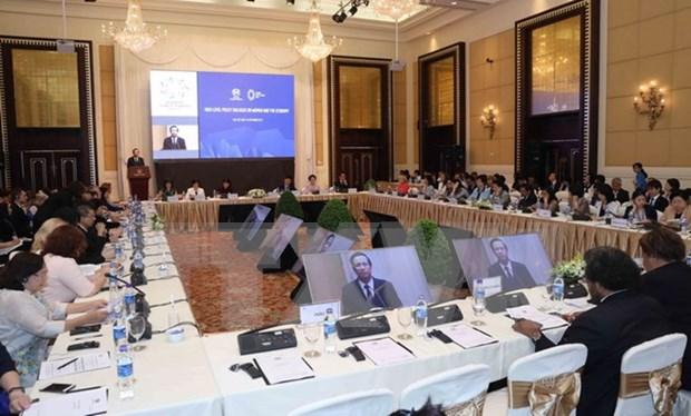 Economias de APEC deben enfocarse en sector de servicios hinh anh 1