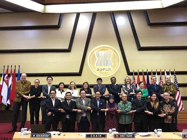 ASEAN progresa en cooperacion para reducir brecha de desarrollo hinh anh 1