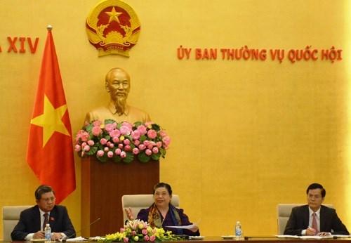 Presentan en Hanoi comite organizador del APPF-26 hinh anh 1
