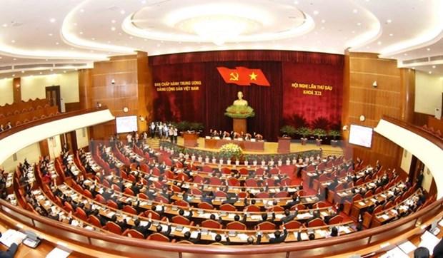 Dirigente partidista de Vietnam insta a buscar medidas para impulsar reforma economica hinh anh 1