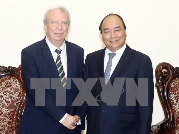 Destacan posicion de Vietnam como mayor socio en Asia de Bulgaria hinh anh 1