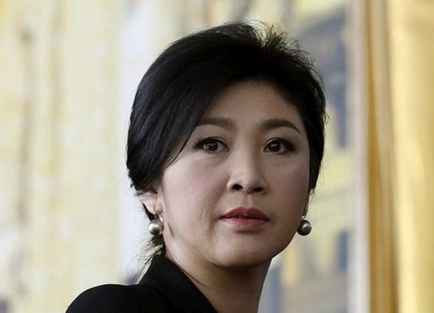 Tailandia confirma presencia de Yingluck Shinawatra en Reino Unido hinh anh 1