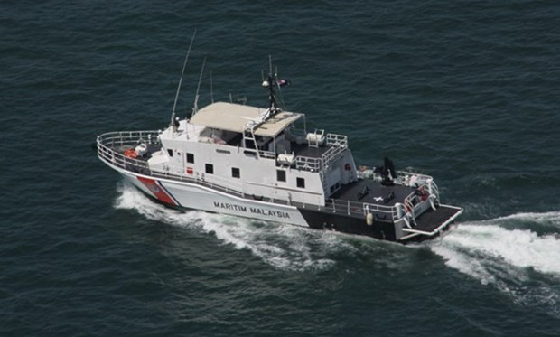 Malasia captura dos barcos pesqueros vietnamitas hinh anh 1