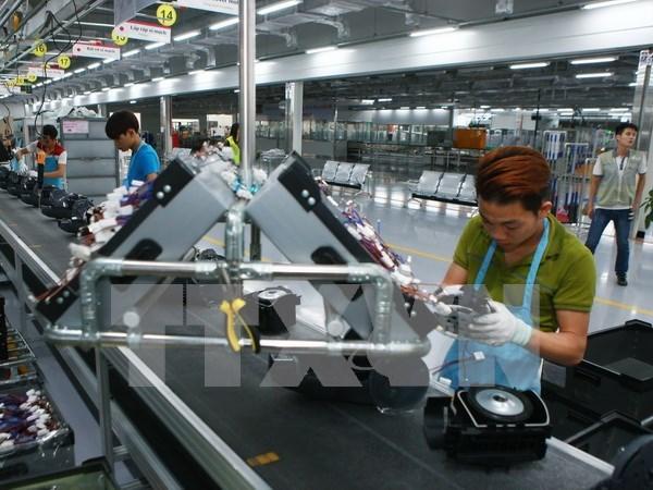 Vietnam logra impresionante ritmo de crecimiento economico en tercer trimestre de 2017 hinh anh 1