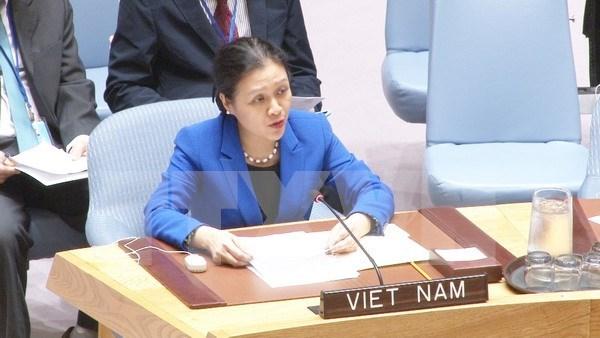 Naciones Unidas impulsa proceso de desarme y garantia de seguridad internacional hinh anh 1