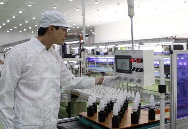 Becamex - Binh Phuoc logro captar 40 millones de dolares en nueve meses hinh anh 1