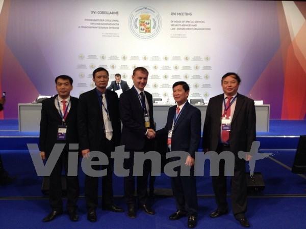 Vietnam comparte en Rusia experiencias de prevencion y lucha antiterrorismo hinh anh 1