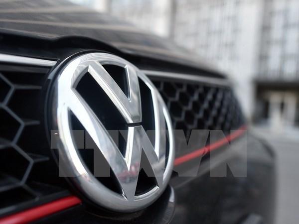 Grupo automovilistico Volkswagen introducira en Vietnam nueve modelos lujosos hinh anh 1