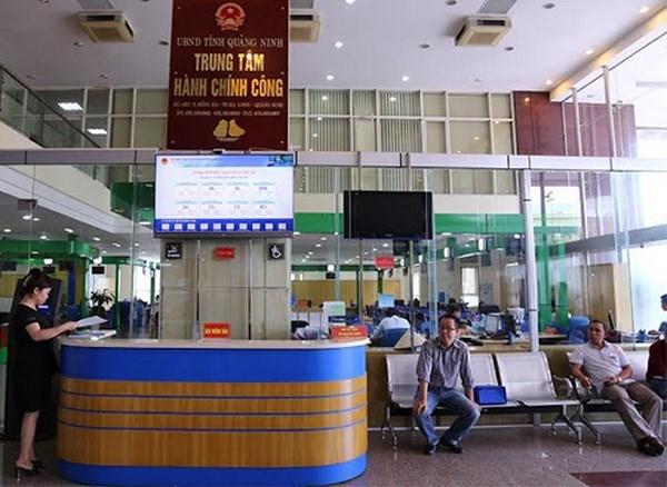 Quang Ninh avanza en garantia de transparencia en cobro por servicios en puertos hinh anh 1