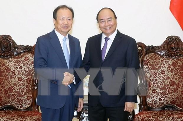 Exhortan a Samsung a ampliar apoyo tecnico a Pymes de Vietnam hinh anh 1