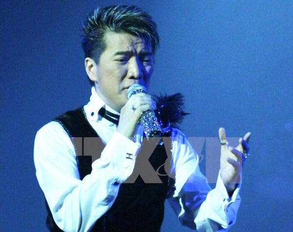 Cantante vietnamita entre nominados para premio de MTV hinh anh 1