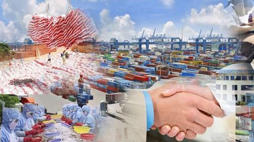 Vietnam reporta alto crecimiento de sus exportaciones hinh anh 1