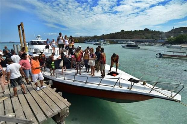Sudeste Asiatico, destino preferido de los chinos durante semana turistica hinh anh 1