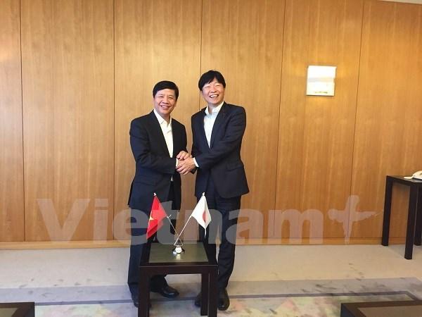 Embajador vietnamita convida a empresas japonesas a invertir en su pais hinh anh 1