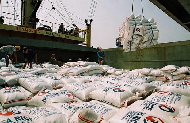 Camboya exporto mas de 400 mil toneladas de arroz en primeros nueve meses de 2017 hinh anh 1