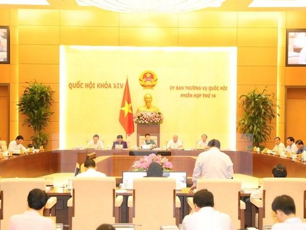 Preparan contenidos para cuarto periodo de sesiones del Parlamento vietnamita hinh anh 1