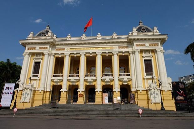Abren en Hanoi exposicion sobre obras de arquitectura francesa hinh anh 1