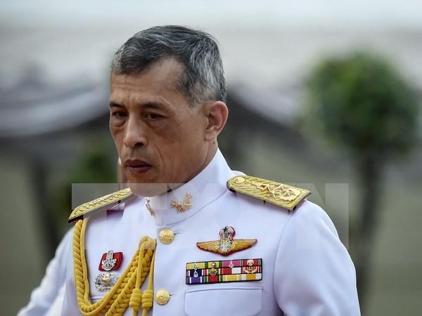 Tailandia promulga Ley de Partidos Politicos hinh anh 1