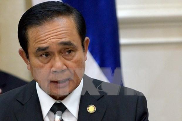 Tailandia celebrara las elecciones generales en noviembre de 2018 hinh anh 1