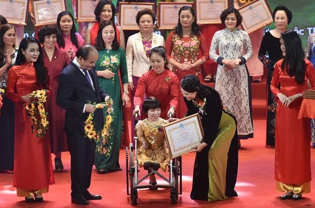 Vietnam honrara a mujeres destacadas hinh anh 1