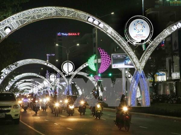 Vietnam finaliza preparativos de infraestructuras para Cumbre de APEC hinh anh 1