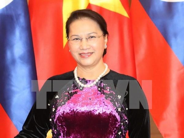 Vietnam, miembro activo y responsable de IPU hinh anh 1