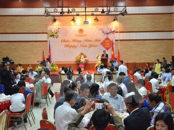 Llaman asistencia juridica de Camboya a pobladores de origen vietnamita hinh anh 1