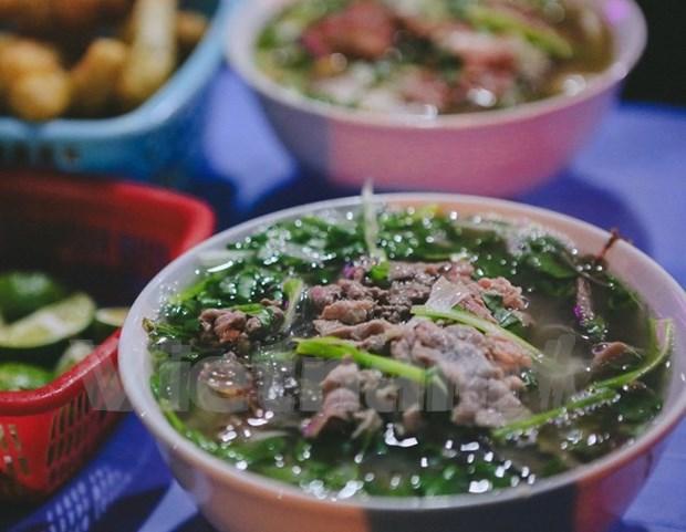 Fundan Asociacion de Cultura Gastronomica de Vietnam hinh anh 1