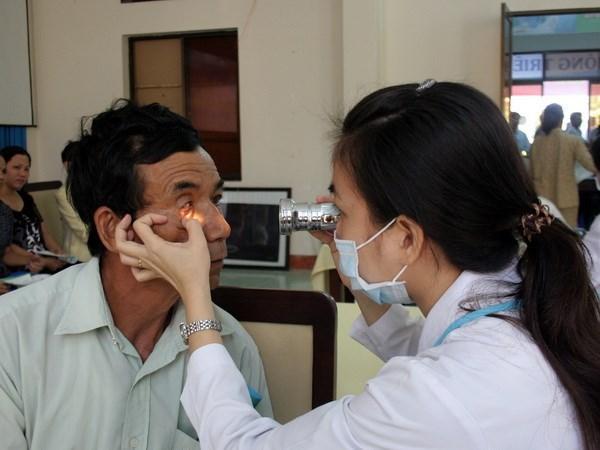 Vietnam celebra diferentes actividades por el Dia Mundial de la Vision hinh anh 1