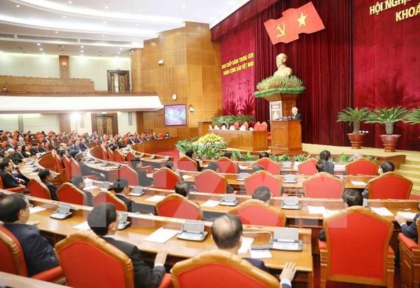 Resultados del sexto pleno del Comite Central del PCV consolidan confianza en ciudadanos hinh anh 1