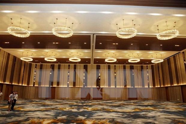 Inauguran en Da Nang Centro de Convencion Internacional Ariyana hinh anh 1