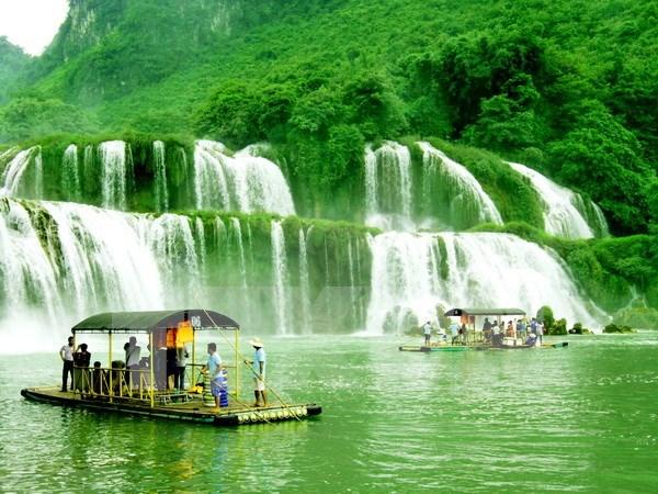 Rio Quay Son, un hermoso lugar del norte de Vietnam hinh anh 1