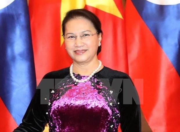 Visita de presidenta del Parlamento de Vietnam fortalecera nexos con Kazajstan hinh anh 1