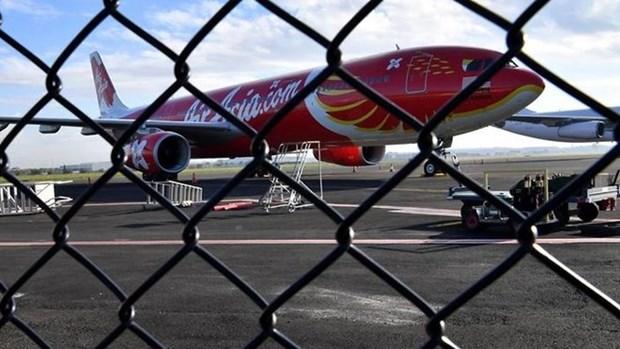 Avion de AirAsia aterriza de emergencia en Australia hinh anh 1