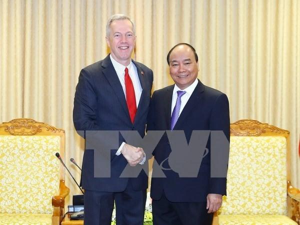 Destacan aportes de vinculos Vietnam- EE.UU. a la paz mundial hinh anh 1