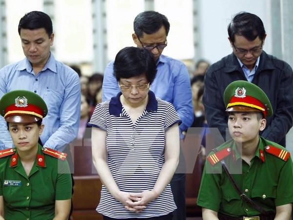 Condenan a cadena perpetua a expresidenta de Housing Group por fraude comercial hinh anh 1