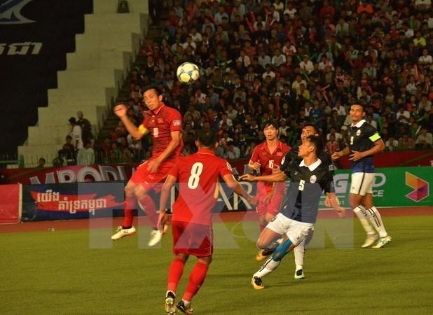 Vietnam asciende nueve posiciones en el ranking de la FIFA hinh anh 1
