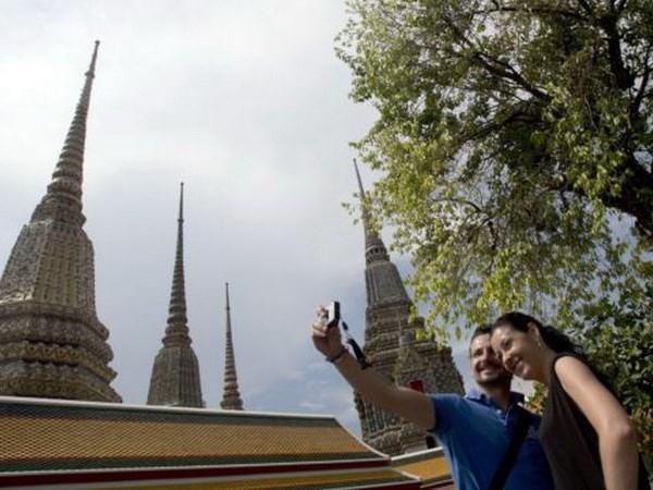 Tailandia registra fuerte crecimiento del turismo hinh anh 1