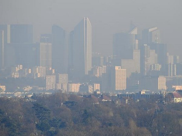 Hanoi se esfuerza por elevar calidad del aire con respaldo de Airparif hinh anh 1
