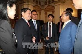 Empresas sudcoreanas muestran interes en desarrollo energetico y urbano de Ciudad Ho Chi Minh hinh anh 1