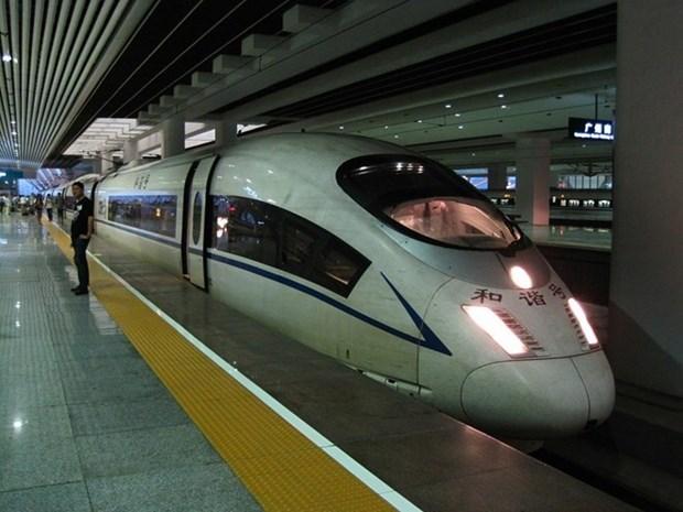 Iniciaran en noviembre proyecto ferroviario entre Tailandia y China hinh anh 1