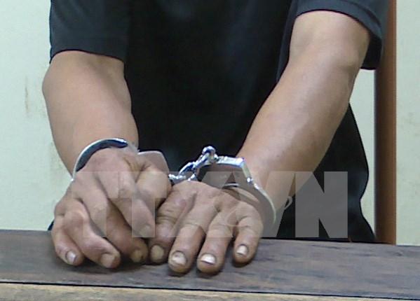 Vietnam captura a delincuente taiwanes hinh anh 1