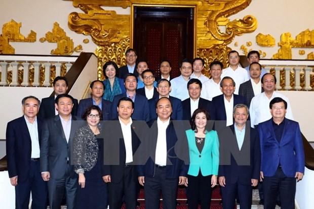 Premier vietnamita insta a Bac Ninh a convertirse en provincia industrial de alta tecnologia hinh anh 1