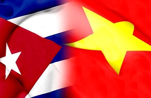 Visitan Cuba directivos del periodico vietnamita Nhan Dan hinh anh 1