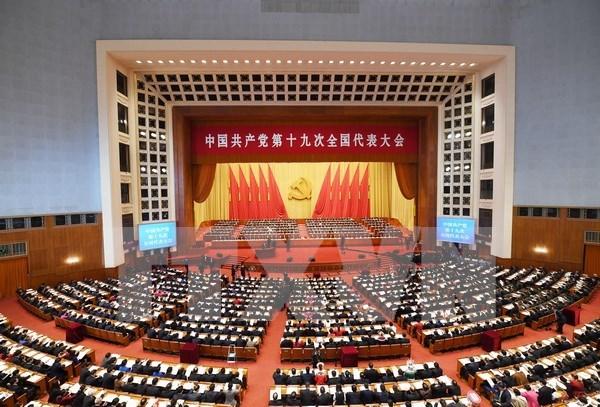Vietnam felicita a China por Congreso del Partido Comunista hinh anh 1
